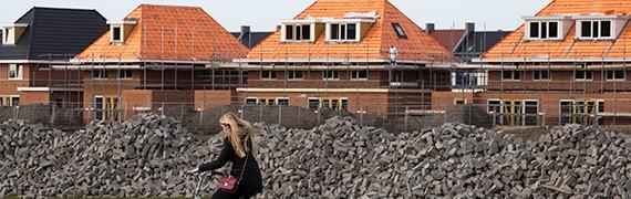 Meer vergunningen voor woningbouw